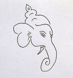 This is Kavya, from Guntur. I have drawn many Ganesh Drawings. Here I am adding some of them at kidstalent.org to share with you all.