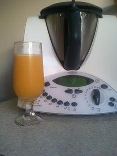T h e r m o m a z i n g: Orange Juice