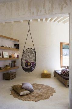 DIY Rustic Rug Of Jute Or Sisal Rope | Shelterness