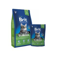 Brit Premium Cat Sterilised (kasztrált) Personal Care, Self Care, Personal Hygiene