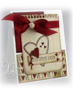 Very cute Valentine's card.