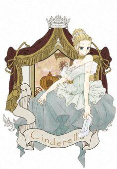 Cinderella by Maru