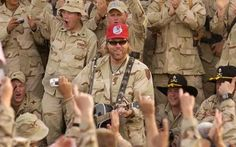 Toby Keith Set To Support The Troops For The 9TH Time! A true patriot!