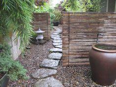 Garden screen - for the Kitchen Garden