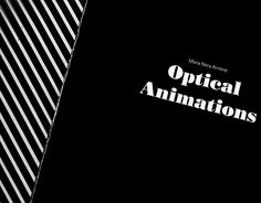 "Check out new work on my @Behance portfolio: ""— optical animations"" http://be.net/gallery/57661691/-optical-animations"