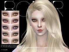 hi guys my next eyeshadow for female with glitter 11 colors enjoy Found in TSR Category 'Sims 4 Female Eyeshadow'