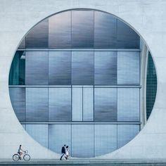 Open, Architettura