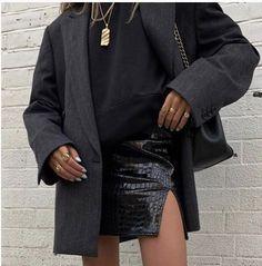 58 The Best Street Style Fashion Ideas Of The Year 11 - Casual Outfits Fashion Mode, Tokyo Fashion, Cool Street Fashion, Fashion 2020, Womens Fashion, Fashion Trends, Fashion Ideas, City Fashion, Chic Fashion Style
