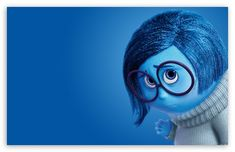 Inside Out Sadness - Disney, Pixar wallpaper