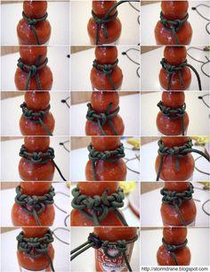 Stormdrane's Blog: Paracord Lantern Pouch/Can Koozie/ water bottle holder