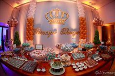 ...: 1 Ano do Príncipe Thiago