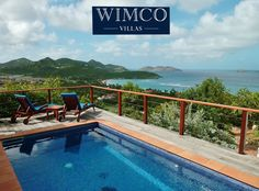 Villa Aquamarine is a 2-bedroom villa located in St. Jean within minutes of the beach, restaurants, and shopping. Rent today for Spring Break, starting at just $4,025 a week! #springbreak #villa #villarental #stbarths #travel #vacation #wimco