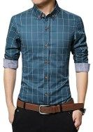 OUTFIT IDEAS TO GET THE PERFECTLY FITTED DRESS SHIRT FOR MEN 23