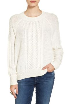 Free shipping and returns on BP. Cable Knit Dolman Sweater at Nordstrom.com. Styled with draped dolman sleeves for a trend-right slouchy silhouette, this cable-knit cotton-bend sweater layers beautifully over your favorite fall looks.