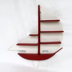 Sailboat Wall Shelf, $299, now featured on Fab.