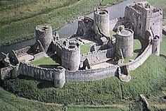 800 year old Kidwelly castle, 5 miles from where I used to live