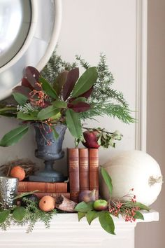 Natural Fall Decorating: Bring the Outside Inside this Season