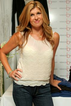 Connie Britton i love her and her hair!