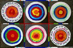 """Meet The Creative Part of Me : """"Dot Day-billeder"""" lavet af 4. årgang"""