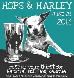 City Star Brewing Hosts Hops and Harley Festival to Raise Awareness about Puppy Mills in honor of Hero Dog Harley