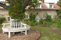 """Isaac Newton's cottage (now owned by author of """" Simple Abundance"""", this is where I will retire to :)"""
