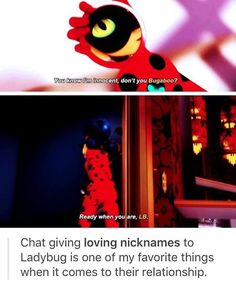 Chat and loving nicknames