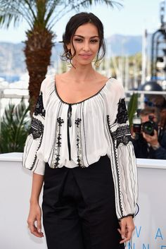 """Madalina Ghenea Photos - Actress Madalina Ghenea attends the """"Youth"""" Photocall during the annual Cannes Film Festival on May 2015 in Cannes, France. - 'Youth' Photocall - The Annual Cannes Film Festival Ethnic Fashion, Womens Fashion, My Kind Of Woman, Gorgeous Women, Beautiful, Cannes Film Festival, Aesthetic Girl, Boho Chic, Celebrity Style"""