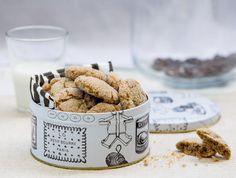 מתכון: עוגיות מייפל מתובלות