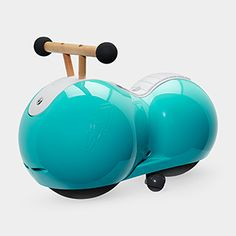 Spherovelo Rider - this is fantastic. So much cooler than the Inch Worm!