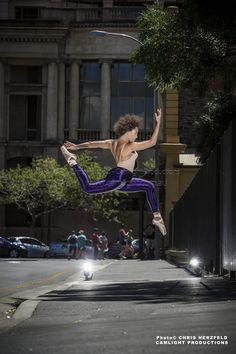 Part 1 Camlight Productions 10th Anniversary dance photo project | Camlight Productions Website with dancer  Jessie Oshodi.