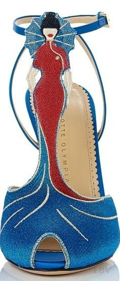 Charlotte Olympia   @ shoes