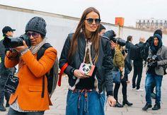 Milan Fashion Week Fall 2016 Street Style (45) • Minimal . / Visual .