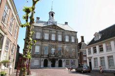 18e eeuws stadhuis in neoclassicistische stijl