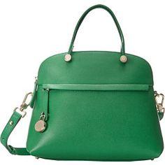 Furla Piper Medium Dome Satchel Handbags