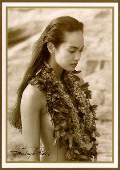 Kim Taylor Reece Polynesian Girls, Polynesian People, Polynesian Dance, Polynesian Islands, Polynesian Culture, Hawaiian Woman, Hawaiian Girls, Hawaiian Dancers, Hawaiian Art