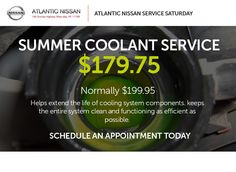 Treat Your Car To Some TLC With This Summer Coolant Service For $179.75