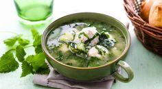 Суп из крапивы с фрикадельками, пошаговый рецепт с фото