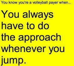 You know you're a volleyball player when. Get the best tips on how to increase your vertical jump here: Volleyball Jokes, Volleyball Problems, Volleyball Workouts, Beach Volleyball, Volleyball Sayings, Girls Basketball, Girls Softball, Volleyball Hitter, Coaching Volleyball