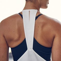 Under Armour Fusion Racer Tank. Effortless style so you can focus on your effort.