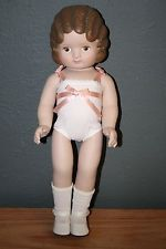"Daisy Kingdom Doll 17"" Brown Eye Brown Hair 1991 Patsy"