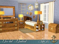 Lulu265's Nice but Nautical Boys Room