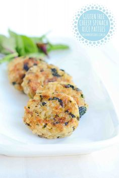 Gluten-Free Cheesy Tuna, Spinach and Mushroom Rice Patties These tasty little rice patties are super delicious, will satisfy a hungry belly and will appeal to children who simply want to run and play at lunchtime. Not just for lunch boxes either – babies will love exploring the texture and flavour of this nutritious finger food when …