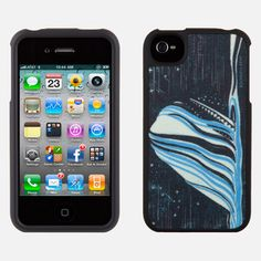 Moby-Dick iPhone 4/4S Case, $27, by Out Of Print !!