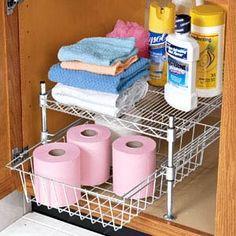 Organize my Bathroom!