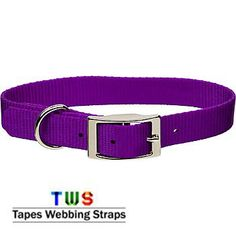 Searching Dog Collars? Your Search Ends Now! Browse & Order For more details click on the below link or call us on +9833884973/9323558399 http://tapeswebbingstraps.in/