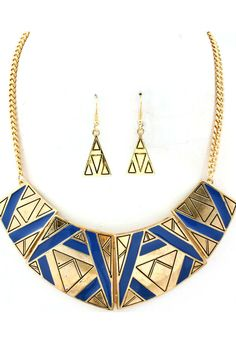 Image of Joann Gold Necklace