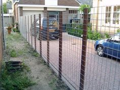 Fence Gate Design, New Homes, Deck, Home Appliances, Yard, Patio, Fencing, Home Decor, Outdoors