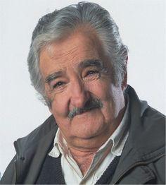 José Mujica, presidente do Uruguai: ele não é a cara da modernidade? George Soros, Strange Matter, Cuba, Arthus Bertrand, Left Wing, Beautiful Mind, Guerrilla, Role Models, Persona
