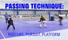 Do you know the 3 P's of good passing? According to Kansas coach Ray Bechard, they are POSTURE, PURSUIT and PLATFORM. Watch how you can practice each aspect individually and then combine them!