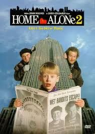Home Alone 2... So much better than 1st but maybe that is because I have seen a lot of the sights set in the movie